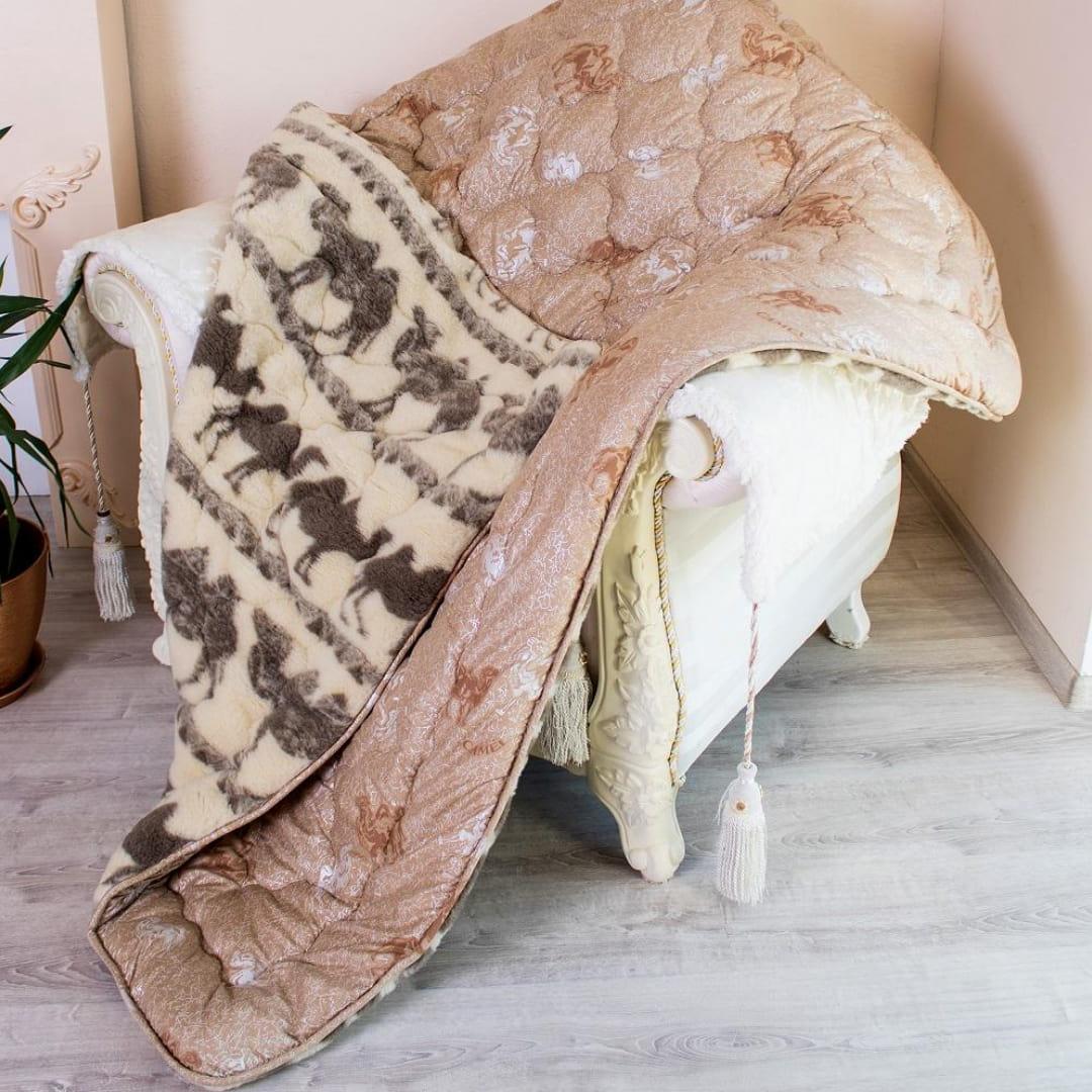 Одеяло Arda Меховое