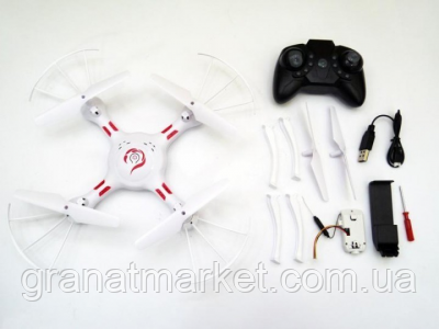 Квадрокоптер Phantom QY66-X05 c WiFi камерой