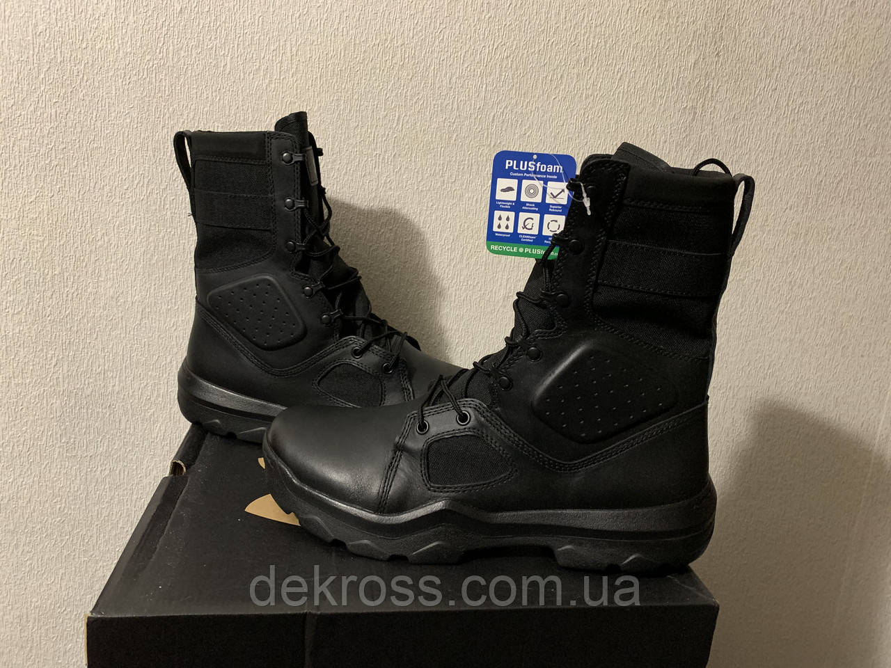 Ботинки Under Armour FNP Tactical Boots (47-48) Оригинал 1287352-001