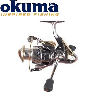 Катушка с передним фрикционом Okuma Мetaloid MDS-30