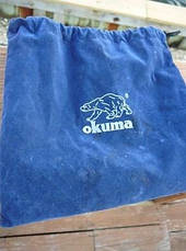Катушка с передним фрикционом Okuma Мetaloid MDS-30, фото 2