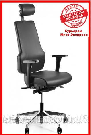 Офисный стул Barsky StandUp Leather ST-01, фото 2