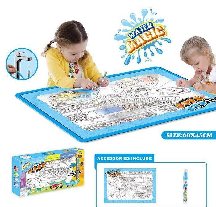"""Коврик """"Water Magic"""" с водным маркером в коробке 9789 C"""
