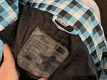 Сноуборд клетчатые яркие штаны горнолыжные тёплые штаны Thinsulate, фото 3