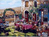 "Картина по номерам ""Жизнь в провансе""  KHO2245"
