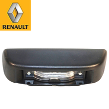 Фонарь подсветки номерного знака на Renault Trafic (2001-2014) Renault (оригинал) 8200434687
