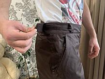 Сноуборд штаны коричневые горнолыжные тёплые штаны alpine Thinsulate, фото 3