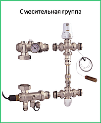 Смесительная группа без насоса 1 ICMA арт. M055
