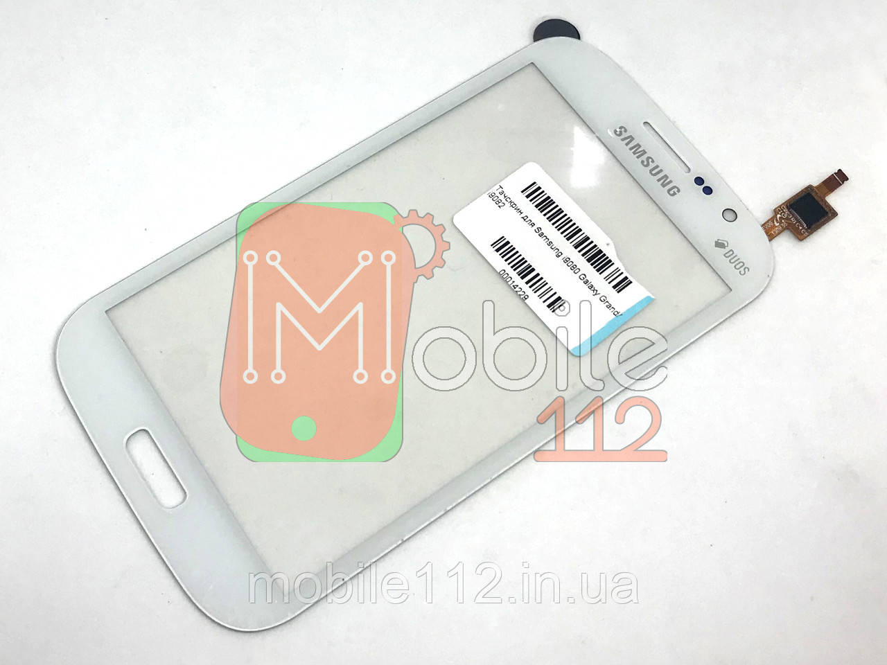 Сенсор (тачскрин) Samsung Galaxy Grand i9080 i9082 белый