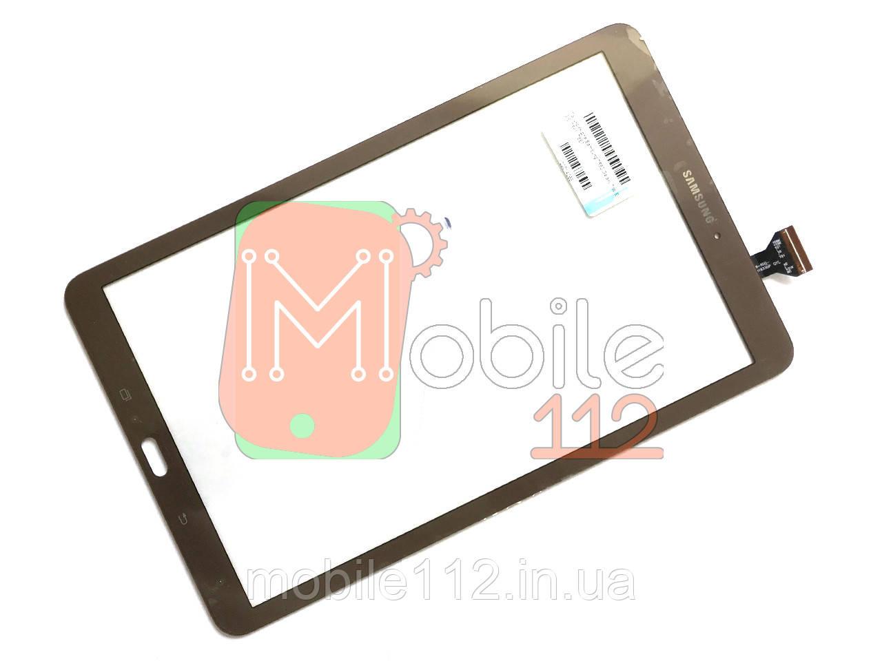 Сенсор (тачскрин) Samsung Galaxy Tab E 9.6 T560 T561 T567 коричневый