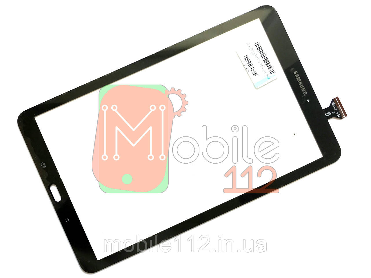 Сенсор (тачскрин) Samsung Galaxy Tab E 9.6 T560 T561 T567 черный