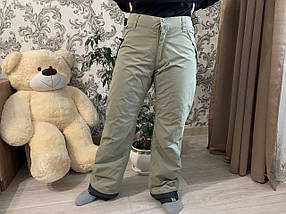 Гірськолижні теплі штани сноуборд Thinsulate