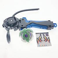 Игровой набор Beyblade волчок B-TF Burst Top Flame с пусковым устройством, фото 1
