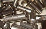 Заклепка 12 сталева ГОСТ 10299-80, DIN 660, ISO 1051, фото 2