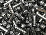 Заклепка 12 сталева ГОСТ 10299-80, DIN 660, ISO 1051, фото 3