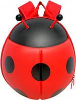 Рюкзак Supercute Божья коровка 0.3кг 4.7л 28х25.5х16см Красный (Sup/Р/Сон_001), фото 1