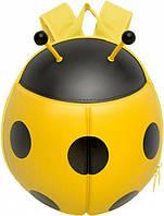 Рюкзак Supercute Божья коровка 0.3кг 4.7л 28х25.5х16см Желтый (Sup/Р/Сон_002), фото 1