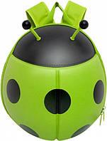 Рюкзак Supercute Божья коровка 0.3кг 4.7л 28х25.5х16см Зеленый (Sup/Р/Сон_003), фото 1