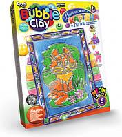 "Набор креативного творчества 8063DT ""Bubble Clay"" Витражная картина, фото 1"
