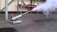 Генератор горячего тумана Longray TS-95