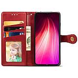 Кожаный чехол книжка GETMAN Gallant (PU) для Xiaomi Poco X3 NFC, фото 2