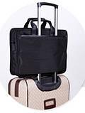 """Мега-функциональная мужская сумка -портфель «NUMANNI"""", фото 4"""