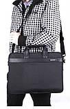 """Мега-функциональная мужская сумка -портфель «NUMANNI"""", фото 3"""