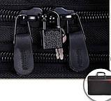 """Мега-функциональная мужская сумка -портфель «NUMANNI"""", фото 9"""