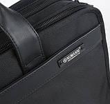 """Мега-функциональная мужская сумка -портфель «NUMANNI"""", фото 6"""
