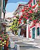 "Картина по номерам. Brushme "" Греция "" GX7519"