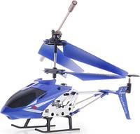 Вертолет аккум р/у 33008 синий, фото 1