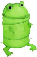 Корзина М 0282-1 (Лягушка) для игрушек  (Лягушка)