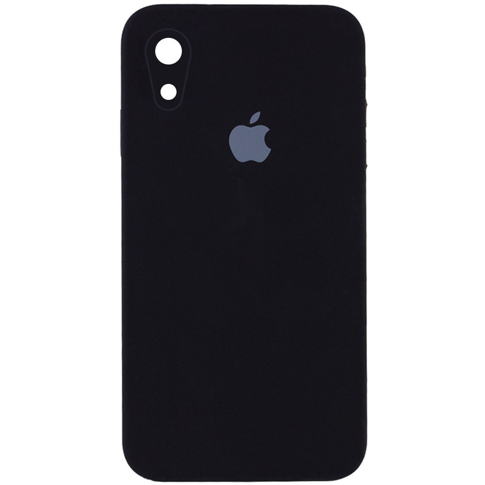 """Чехол Silicone Case Square Full Camera Protective (AA) для Apple iPhone XR (6.1"""")"""