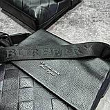 Сумка через плечо Burberry CK1712 черная, фото 5