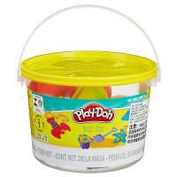Набор для творчества Hasbro Play-Doh ведерко Beach (23242)