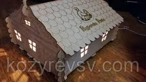 Ясли-брудер для цыплят - деревянный домик Курочка Ряба оптом и в розницу, доставка из Харькова