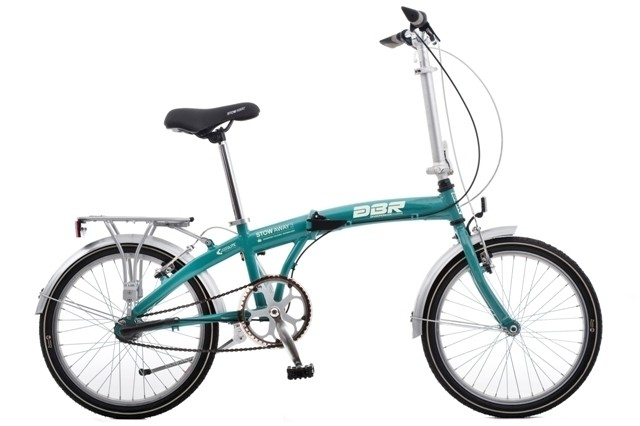Складной велосипед Diamondback DBR Stowaway 3.