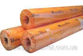 Плёнка тепличная 120 мкм 12 м/50м, УФ-стабилизированная на 24 месяца