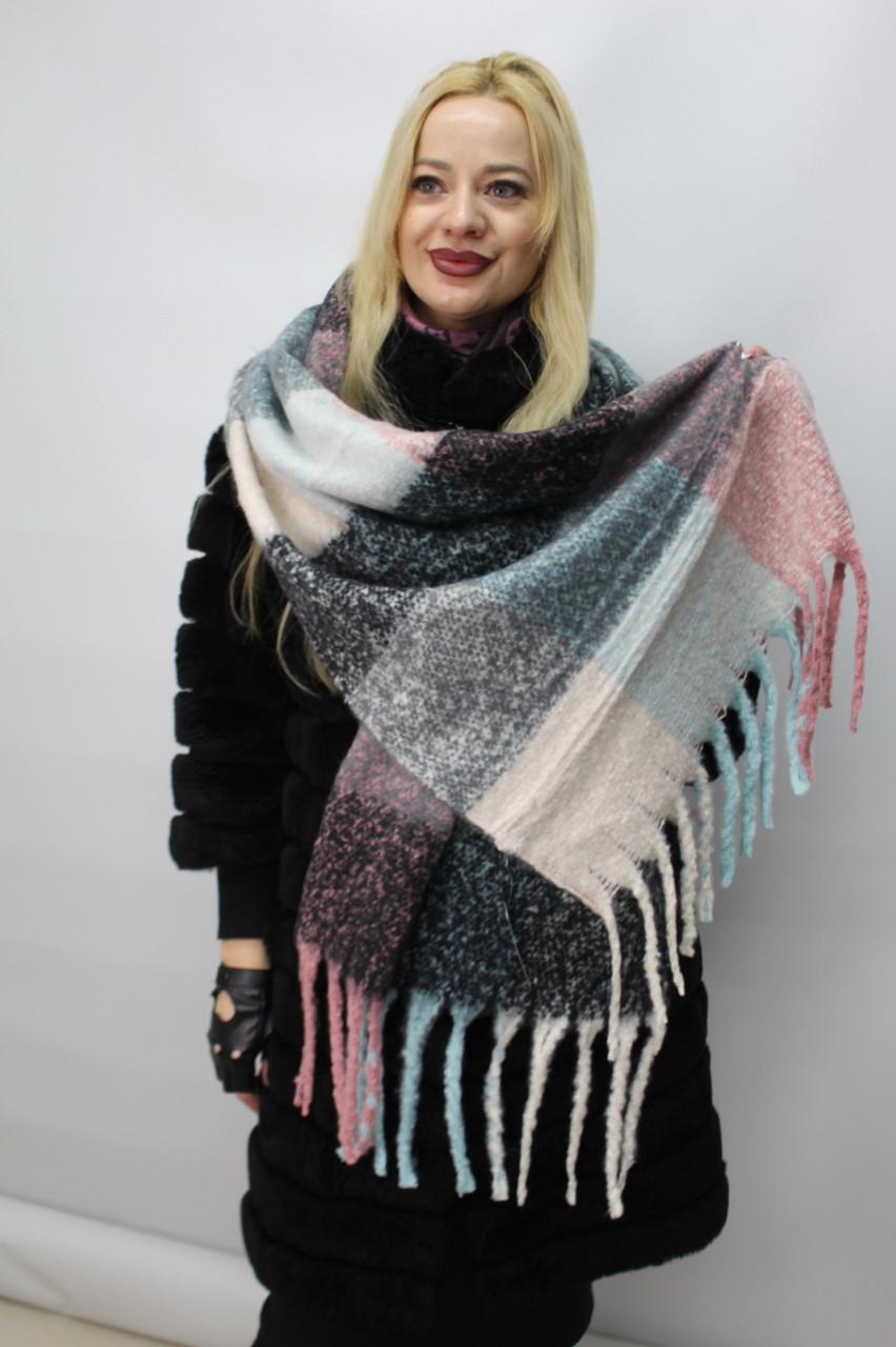 Теплый шарф Дреды 131020
