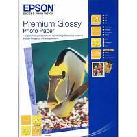 Бумага EPSON A4 Premium Glossy Photo (C13S041624)