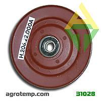 Шкив натяжной зернового шнека СК-5 Нива Н.206.22.000А