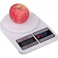 Кухонные электронные весы от 1г до 7 кг SF-400, фото 1