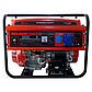 Бензиновый электрогенератор Edon ED-PT7000С 7 kW медная обмотка, фото 2