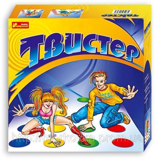 Увлекательная игра Твистер Twister, игру Twister