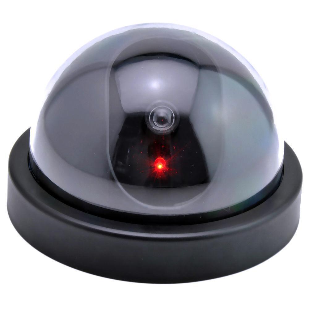 Купольная камера видеонаблюдения муляж 6688, Видео камера обманка, видеокамера,