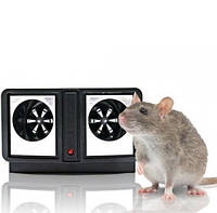 Ультразвуковой отпугиватель грызунов Dual sonic, мышей, крыс, Электронный кот, фото 1