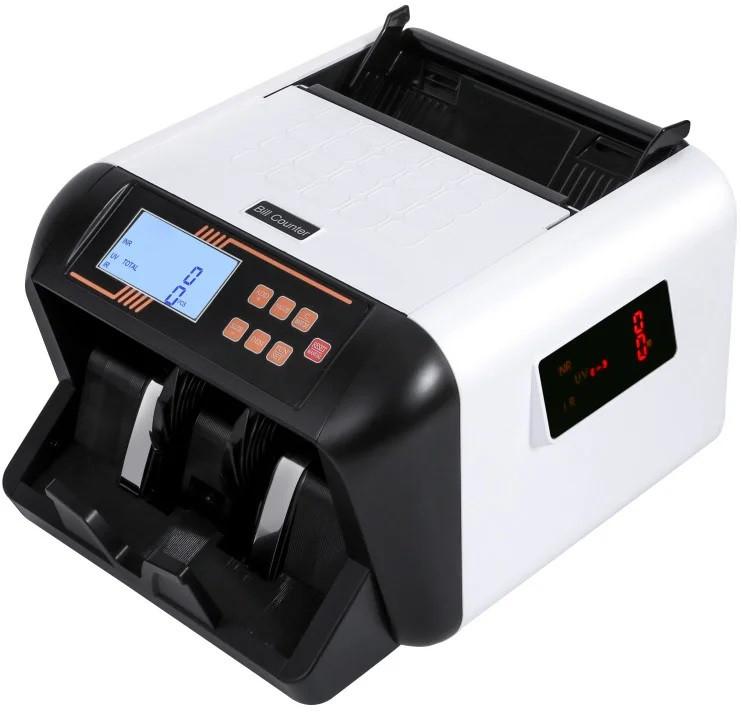 Счетная машинка с ультрафиолетовым детектором валют Bill Counter C ZC-555 UV MG с lcd дисплеем