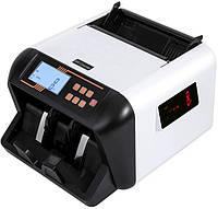 Счетная машинка с ультрафиолетовым детектором валют Bill Counter C ZC-555 UV MG с lcd дисплеем, фото 1