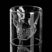 Чашка, стакан, Череп - Оригинальный подарок, фото 1
