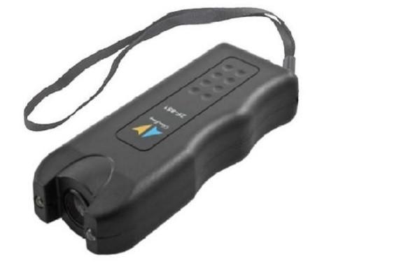 Отпугиватель собак ультразвуковой + фонарик ZF-851